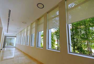 Commercial Products & Solutions | Mission Viejo Blinds & Shades, LA