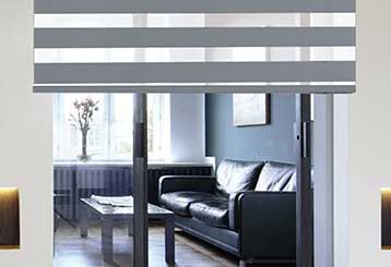 Layered Shades | Mission Viejo Blinds & Shades, LA