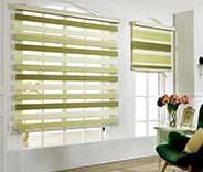 Layered Shades Nearby | Mission Viejo Blinds & Shades, LA