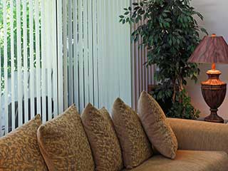 Affordable Vertical Blinds | Mission Viejo CA